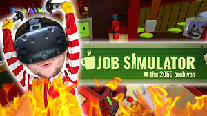 Sky Chef Jobs Best Chef Ever Job Simulator Vr Htc Vive Funny Moments Youtube