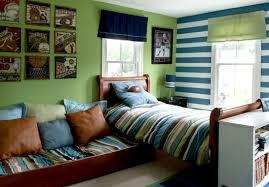 Boys Bedroom Ideas Green - Green childrens bedroom ideas