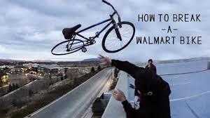walmart motocross bikes how to break a walmart bike youtube