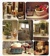christmas bathroom decor changing seasons easy winter holiday