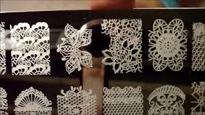 tian xin series nail art stamping plates 10 12 19 youtube