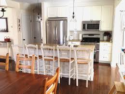 kitchen island post large elegant l shaped open concept kitchen