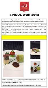 concours cuisine concours de cuisine actualités lycée professionnel des métiers