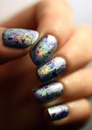 211 best nails images on pinterest make up moon nails and half