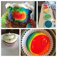everlasting gobstopper rainbow cupcakes gluten free craft remedy