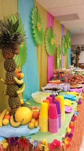 hawaiian theme party luau table decorations hawaiian party ideas for toddlers best luau