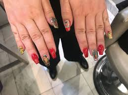cincodecolor event at color salon by michael boychuck the daily nail
