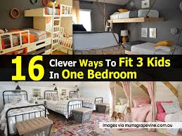 Small Bedroom Three Beds The Most Amazing 3 Beds In One With Regard To Your House Home