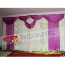 Wedding Backdrop Curtains For Sale Popular Personalized Party Backdrop Buy Cheap Personalized Party