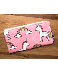 pencil pouch amazing deal on unicorn pencil pouch unicorn gifts rainbow pencil