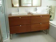 Ikea Godmorgon Vanity Godmorgon Sinks Hairpin Legs And Powder Room