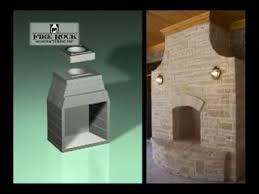 Firerock Masonry Fireplace Kits by Firerock Fireplaces