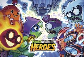 plants vs zombies heroes kicks off the lawn of a new battle
