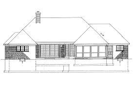 georgian house plans ingraham 42 016 associated designs