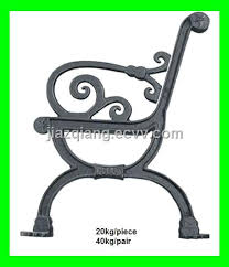 Cast Iron Bench Legs Manufacturers Cast Iron Bench Legs Purchasing Souring Agent Ecvv Com