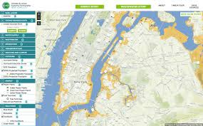 Flood Plain Map Cusp Map Taking A Look Under The Hood Of The City New York