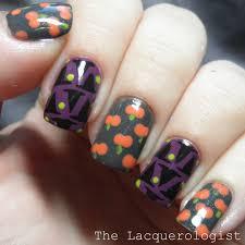Halloween Nail Art Pumpkin - casual contrast u2022 page 261 of 425 u2022 peace art u0026 self care