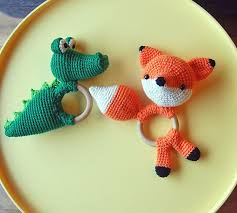 25 unique crochet baby toys ideas on crocheted toys