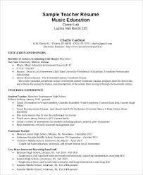 musical theatre resume template new dance resume template