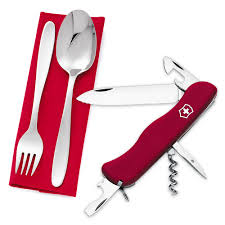 Victorinox Kitchen Knives New Victorinox Swiss Army Knife Picnic Set Ebay