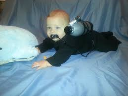 Halloween Shirt With Baby Arms Sticking Out by Diy Baby Scuba Diver Costume Less Than 5 To Make