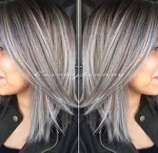 blonde streaks for greying hair blonde highlights for gray hair here s a good idea to camouflage
