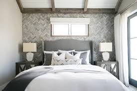 Bedroom Accent Wall by Home Design Bedroom Contrast Way Accent Wall Ideas Decoroption