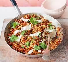 biryani cuisine carrot biryani recipe food