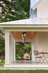 farmhouse porches farmhouse porch metal roof painted porch wood floor porch
