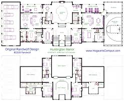 huntington manor floor plan