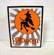 halloween dies frantic stamper precision die fun happy halloween