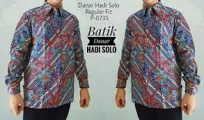 Toko Batik Danar Hadi jual batik modern batikmoden6
