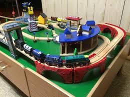 imaginarium classic train table with roundhouse imaginarium classic train table with roundhouse central regina regina