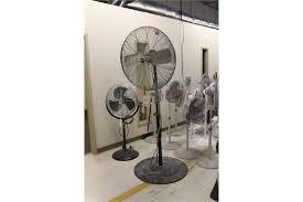 30 Industrial Pedestal Fan Dayton 30