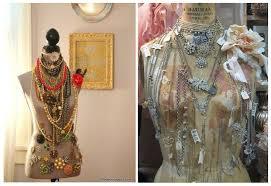 necklace dress holder images 25 fabulous jewellery organisig ideas ingenious nesting jpg