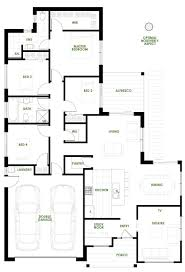 awesome home design with floor plan images decorating house 2017