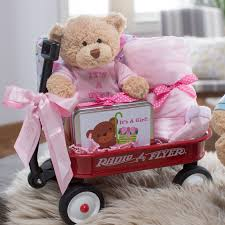 baby baskets hunny bunny s new baby gift basket hayneedle