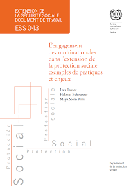 bureau assurance sociale ilo social protection platform resource multinational