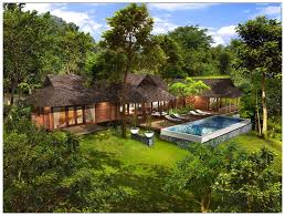 Tropical House Plans Bali Tropical House Luxihome