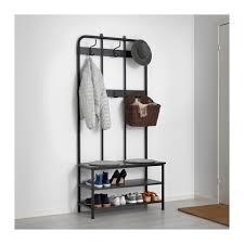 pinnig coat rack with shoe storage bench ikea hashtag digitals