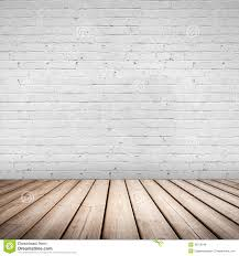 abstract interior wooden floor and white wall royalty free stock