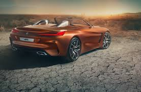 toyota roadster bmw u0027s concept z4 revealed ahead of 2018 production roadster