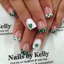 18 st patrick u0027s day nail art for religious moments be modish