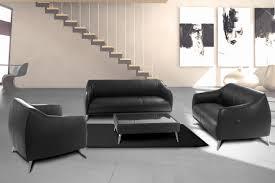 contemporary sofa contemporary sofa leather fabric 2 seater sidney nieri