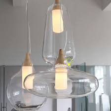 clear glass light fixtures modern nu clear glass pendant lighting 8903 free ship browse