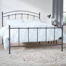 metal twin beds you u0027ll love wayfair