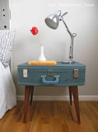 bedroom easy bedside table nightstand alternatives diy bedside
