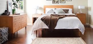 solid wood beds vermont woods studios