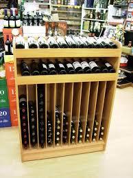 merlot wine display racks handy store fixtures