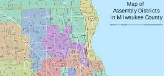 Map Of Milwaukee Gentrification Is The Old Gerrymandering Go Gonzo Journal